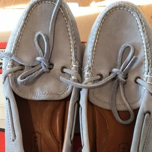 Coach loafers NEW!